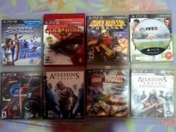 Jogos Playstation 3 a partir de R$10,00