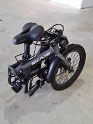 Bike elétrica dobrável skape S