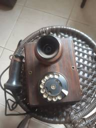 Telefone de parede vintage