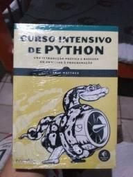 Livro: Curso Intensivo de Python (com três projetos profissionais)