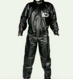 Capa de chuva para motociclista