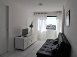 Título do anúncio: Apartamento Quarto e Sala, Mobiliado - Mangabeiras