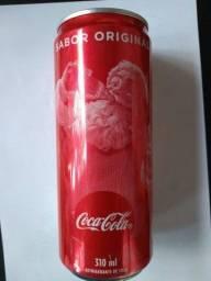 Latinhas Coca Cola Natal