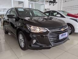 Chevrolet Onix 1.0 Turbo Lt Flex Automático 2020 Preto!