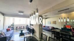 Título do anúncio: Apartamento à venda, 4 quartos, 4 suítes, 3 vagas, Serra - Belo Horizonte/MG