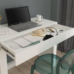 Escrivaninha Multiuso 1 Gaveta - Frete Gratis