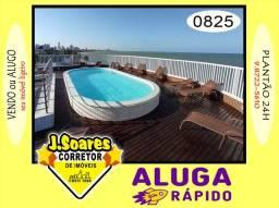 Título do anúncio: Manaíra, Mobiliado, Loft, 48m², R$ 2.000 C/Cond, Aluguel, Apartamento, João Pessoa