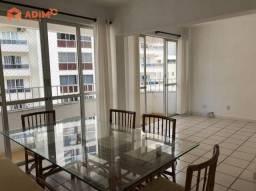 Apartamento com 3 dormitórios para alugar, 100 m² por R$ 2.266,00/mês - Centro - Balneário