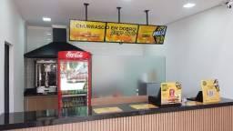 Lanchonete Fast Food em Operação (Mister Grego)