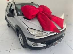 Título do anúncio: Peugeot 206 SW ESCAPADE 1.6 16v(Flex) 4P