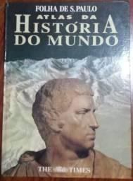 Atlas da História do Mundo ? Folha de São Paulo