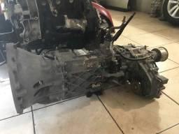 Cambio e Caixa de Tração Nissan Frontier 2.8 mwm