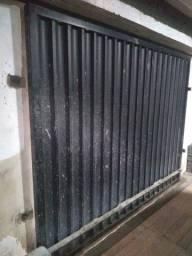 Portão de correr alumínio