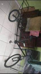 Food bike . Estrutura
