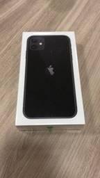 iPhone 11 preto 64gb Lacrado