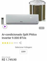 Título do anúncio: Ar Condicionado Philco