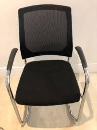 Cadeira Escritório Poltrona Interlocutor Vênus - Work Móveis