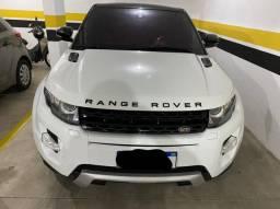 Range rover evoque a mais nova do brasil