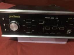 Amplificador Gradiente