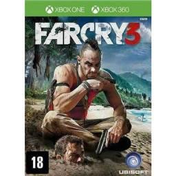 Título do anúncio: Jogo Far Cry 3 Xbox 360