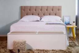 Cabeceira painel para cama box