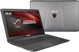 Título do anúncio: Notebook Gamer Asus Intel core i7