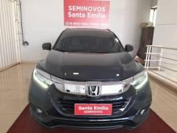 Título do anúncio: HR-V 2020/2020 1.5 16V TURBO GASOLINA TOURING 4P AUTOMÁTICO