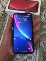 Título do anúncio: iPhone XR red 64