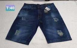 Bermuda jeans da Oakley tamanhos 38 e 40