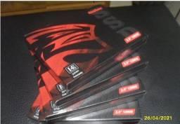 Título do anúncio: SSD 120gb kingspec - 128, 240, 256, 480 e 512gb - Novos - Entrego e Aceito Cartões