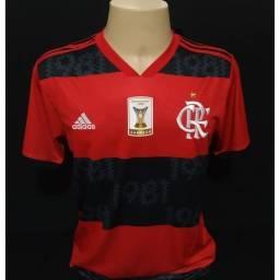 Título do anúncio: Camisa Flamengo Home 2020/2021 - Vermelha