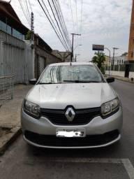 Título do anúncio: Renault Logan Authentique 1.0 12V SCe (Flex) 2018