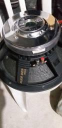 Título do anúncio: kaybass  de 15 polegadas 800 watts RMS