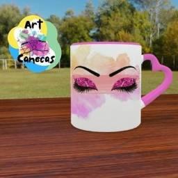 ArtCanecas - canecas personalizadas. Essa é para quem ama make ?