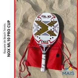 Raquete de Beach Tennis Nox ML10 PRO CUP