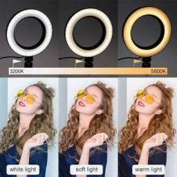ring light de 10 polegadas