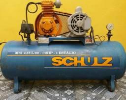 Compressor de ar marca Schulz