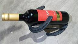 Porta garrafas rústico  30 reais zap * negócio zap *