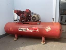Título do anúncio: Compressor Wetzel