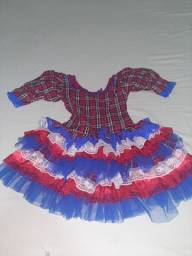Vestido junino!!