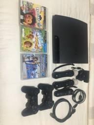 PlayStation 3 com PlayStation Move