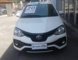 Título do anúncio: Toyota Etios HB X VSC MT 4P