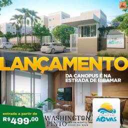 86/ Apartamento com entrada facilitada, na Forquilha.
