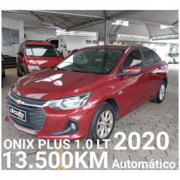 Onix Plus 1.0 LT Turbo 2020 Com 13.500KM! Garantia de Fábrica!