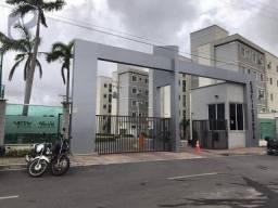 Apartamento com 2 dormitórios para alugar, 44 m² por R$ 750,00/mês - Coaçu - Eusébio/CE