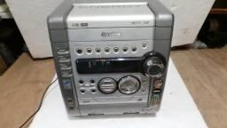 Título do anúncio: Gradiente áudio system as-m890 precisando reparos sem cxs de som