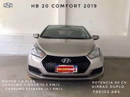 Título do anúncio: HB20 Comfort 2019liga 81 9. * luciana