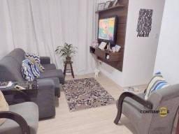 Título do anúncio: Apartamento com 2 dormitórios à venda, 77 m² por R$ 250.000,00 - Macuco - Santos/SP