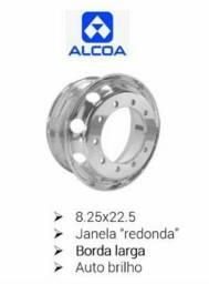 Rodas Novas de Alumínio