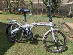 Título do anúncio: Bike dobrável.